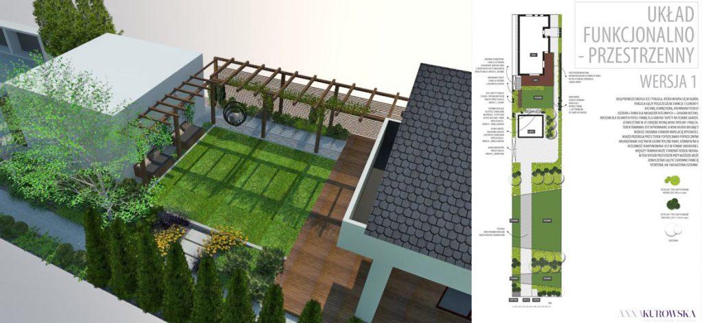 Projekty ogrodów w Lublinie i Świdniku